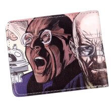 GUS FRING FACE LEATHER WALLET