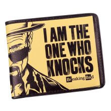 THE ONE WHO KNOCKS LEATHER WALLET