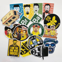 BREAKING BAD 16x STICKERS
